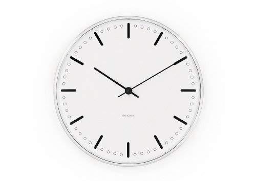 Rosendahl Arne Jacobsen City Hall Wall Clock (6.3
