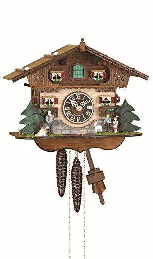 Trenkle Cuckoo Clock Swiss House