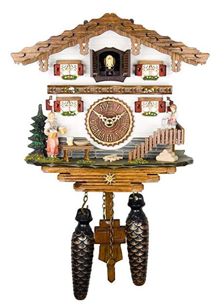 Trenkle Quartz Cuckoo Clock - The Bavarian Guest House